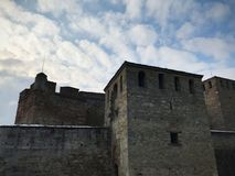 Baba Vida Fortress, Vidin, Bulgarie photo libre de droits