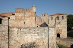 Baba Vida Fortress In Vidin Bulgarien royaltyfri bild