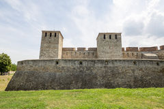 Baba Vida medeltida fästning royaltyfria bilder