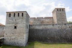Baba Vida medeltida fästning royaltyfri foto