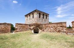 Baba Vida medeltida fästning royaltyfri fotografi
