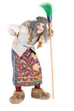 Baba Yaga Royalty Free Stock Image