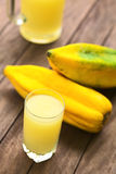 Babaco Juice Royalty Free Stock Images