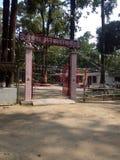 Babar ναός Jongli στοκ εικόνα με δικαίωμα ελεύθερης χρήσης