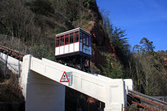 Babbacombe Cliff Railway Royalty Free Stock Photography