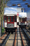 Babbacombe Cliff Railway Royalty Free Stock Images