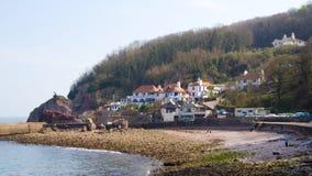 Babbacombe Devon England UK Stock Images