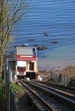 Babbacombe Klippeneisenbahn Lizenzfreie Stockfotografie
