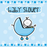 Babby shower Royalty Free Stock Photos