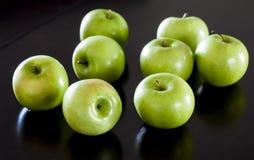 Babci Smith jabłka obraz stock