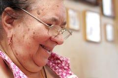 babcia Zdjęcie Royalty Free