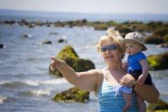 babcia Obrazy Stock