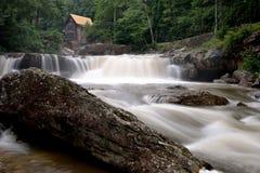 Babcock delstatspark, West Virginia royaltyfria foton