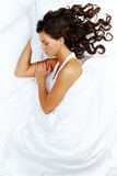 babe ύπνος Στοκ φωτογραφία με δικαίωμα ελεύθερης χρήσης