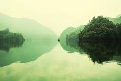 BaBe Lake Royalty-vrije Stock Afbeeldingen