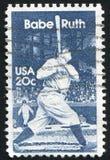 Babe Ruth royalty free stock photos