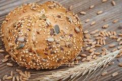 Babeczka chleb Obraz Stock