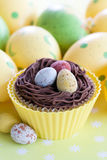 babeczka Easter Obraz Stock