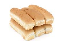 babeczki hotdog Zdjęcia Royalty Free