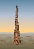 babel torn Fotografering för Bildbyråer