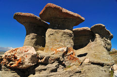 babele skały Obraz Stock