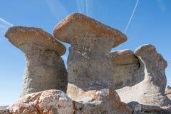 Babele w Bucegi górach Fotografia Royalty Free
