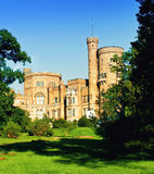 Babelsberg castle in Potsdam Stock Image