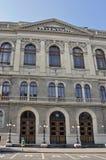 Babes-Bolyaiuniversitet av Cluj royaltyfri fotografi