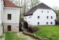 BabiÄÄino údolà - vallée de grands-mères, tchèque Images stock