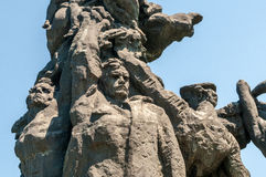 Free Babi Yar Monument In Kiev Stock Photos - 37042343