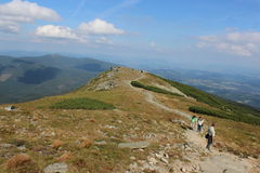 Babia Gora Mountain Stock Photos