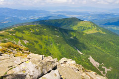 Babia Gora mountain, Poland Stock Photo