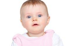 Babie amazed Royalty Free Stock Photography