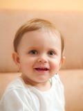 babie portret s Fotografia Stock
