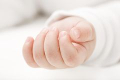 Babie's hand Royalty Free Stock Photos