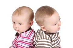 Babies Royalty Free Stock Photos