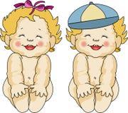Babies Love Stock Photo