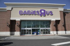 Babies R Us store Royalty Free Stock Photography