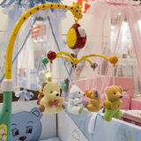 Babies soft toys Royalty Free Stock Image