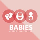 Babies toys Stock Images