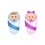 Babies Royalty Free Stock Images