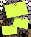 Babillards Photographie stock libre de droits