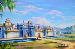 Babilonia antiguo Foto de archivo libre de regalías