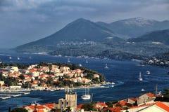 babin Dubrovnik kuk Zdjęcie Stock