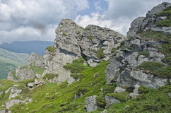 Babin zub - Stara planina, Serbia Stock Images