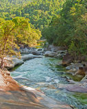 Babinda boulders. North Queensland Australia royalty free stock photography