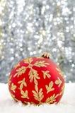 Babiole de Noël Image libre de droits