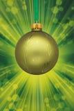 Babiole de Noël Image stock