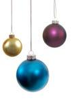 Babioles de Noël Image stock