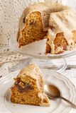 Babka - traditional easter yeast cake, popular in Eastern Europe Stock Images